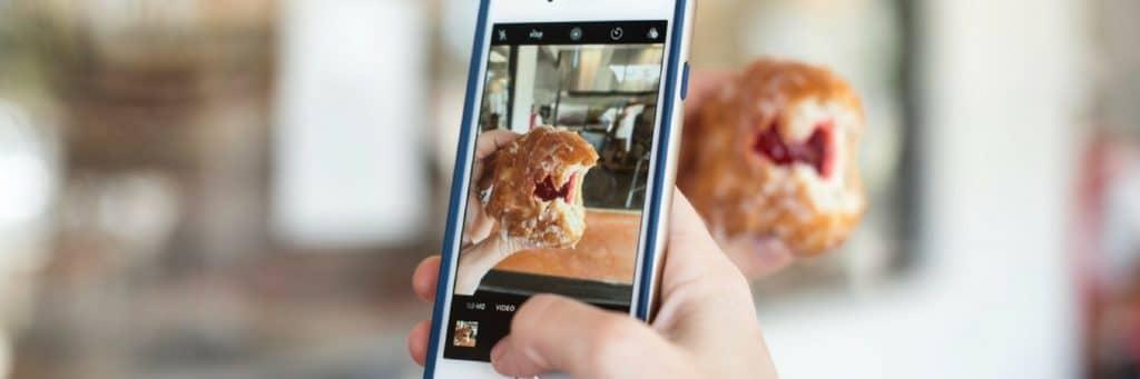 strategia di visual storytelling con instagram - header photo