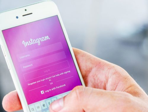 Storie instagram marketing - header