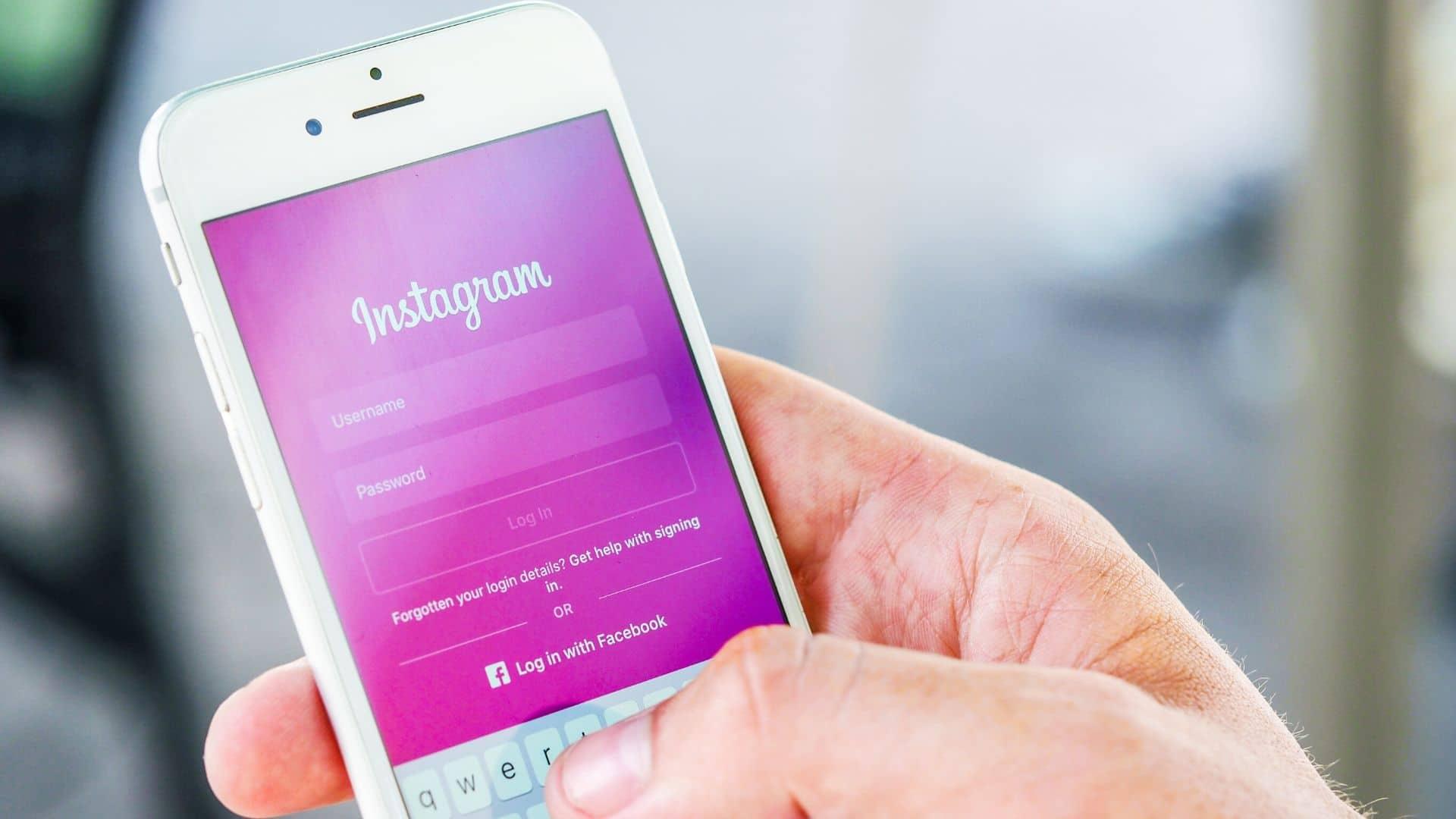 Storie instagram marketing - header